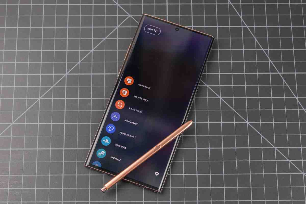 Comment retrouver son stylet Samsung ?