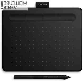 Tablette graphique bamboo